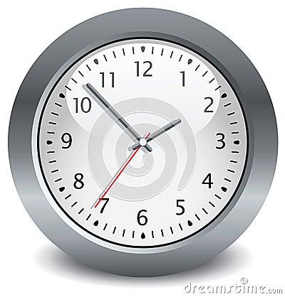 Gray clock