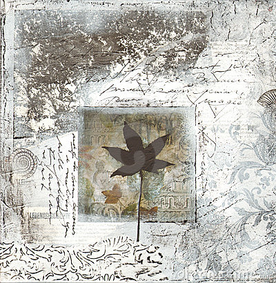 Free Gray Collage Artwork Stock Photo - 3928920