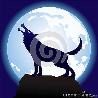 Gray-cruel-wolf