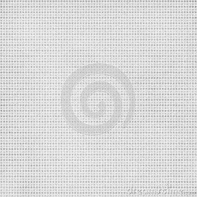 Gray doted background