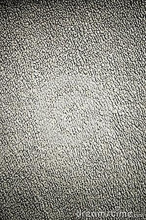 Gray fleece texture
