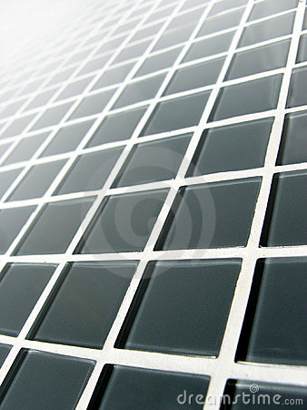 Gray Glass Grid