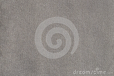 Gray grained cotton background