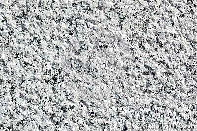 Gray granite surface