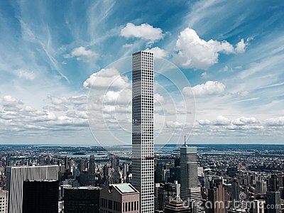 free cc0 image gray high rise building under white and