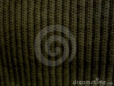 Gray knit closeup