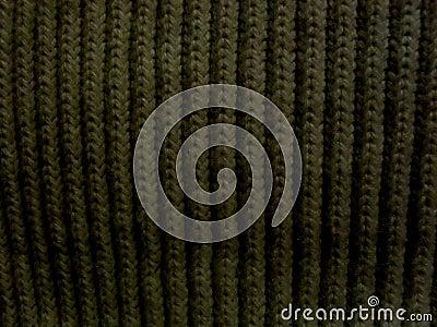 Gray knit closeup