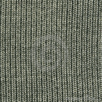 Gray knitted wool sweater texture