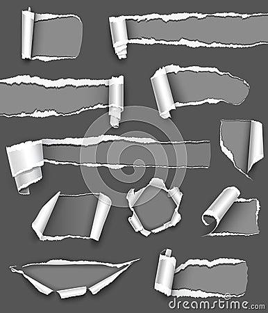 Gray paper