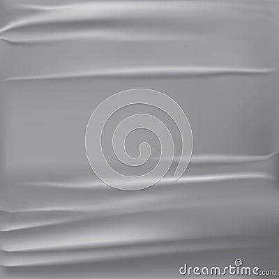 Gray satin background