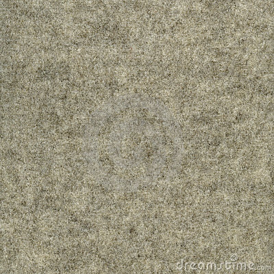 Gray wool felt fabric