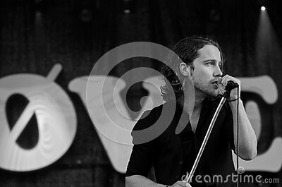 Grayscale Photography Of Man Wearing Dress Shirt While Holding Microphone Free Public Domain Cc0 Image