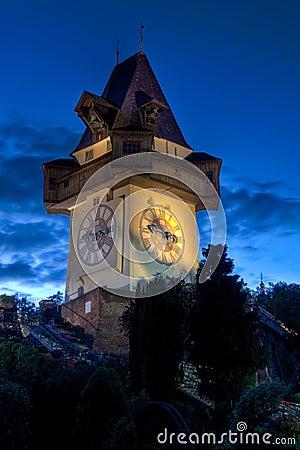 Grazer Uhrturm