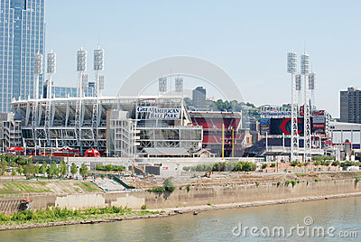 Great American Ballpark Editorial Image