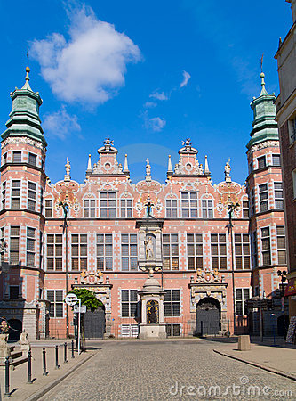 Great armory Gdansk, Poland