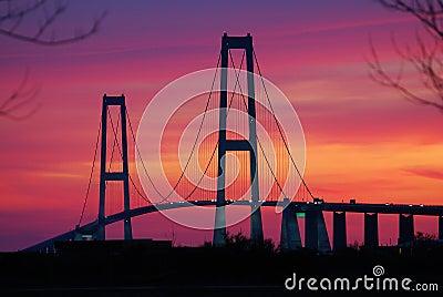 Great Belt Fixed Link bridge