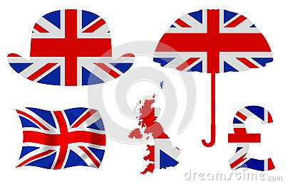 Great Britain Icons