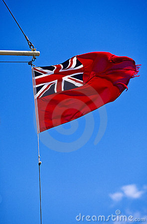 Great Britain marine flag