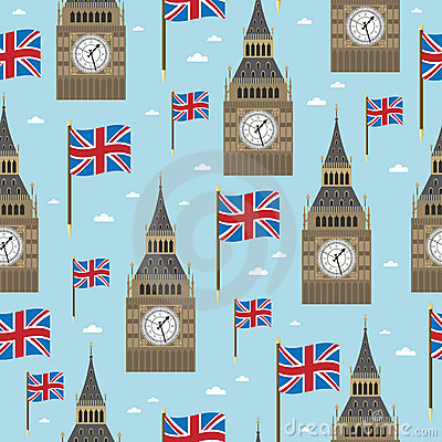 Great britain pattern
