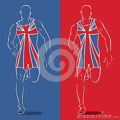 Great Britain runner