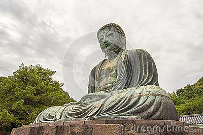Great Buddha of Kamakura, Japan