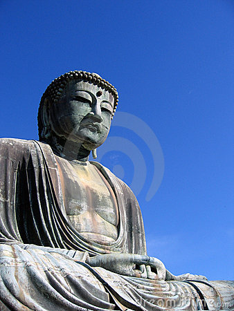 The Great Buddha - Kamakura, Japan