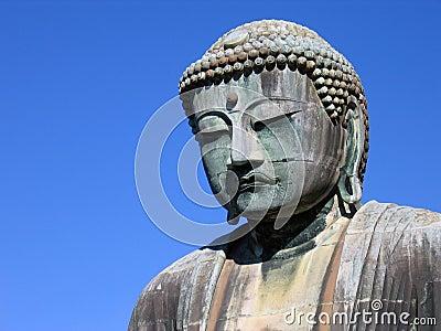 The Great Buddha - Kamakura, Japan