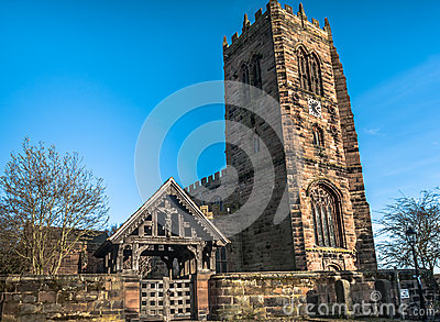 Great Budworth Church
