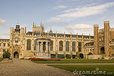 Great Court, Trinity College, Cambridge