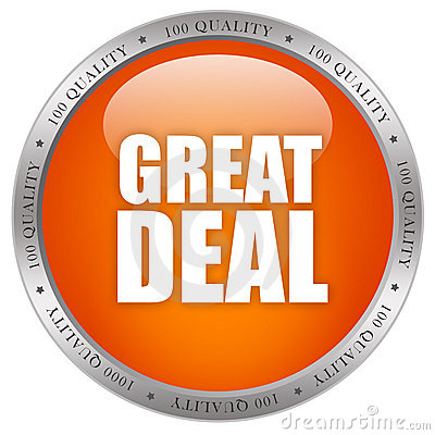 Great deal icon