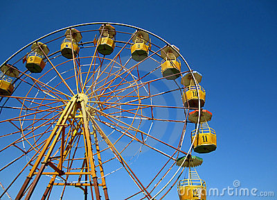 great Ferris wheel