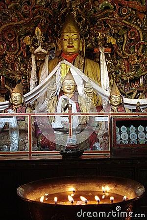 The great fifth dalai lama