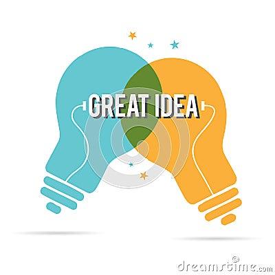 Great Idea Duo Lightbulb