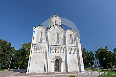 Great monasteries of Russia. Vladimir
