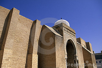 Great Mosque- Kairouan, Tunisia