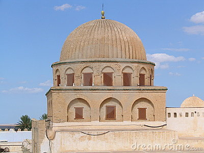 Great Mosque of Kairouan  (Tunisia)