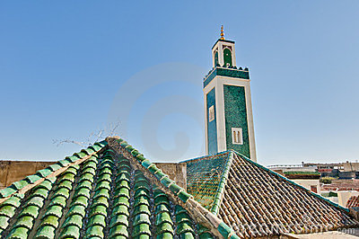 Great mosque of Meknes, Morocco