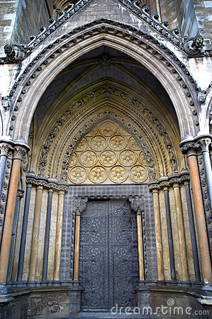 Great North Door Westminster Abbey