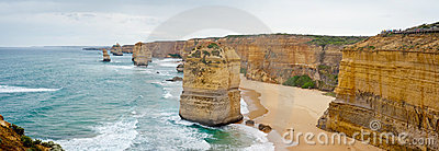 On the great ocean road - Australia