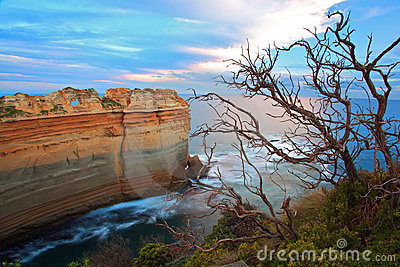 The Great Ocean Road.Melbourne.Australia