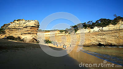 Great Ocean Road Editorial Stock Image