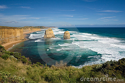 The Great Ocean Road View