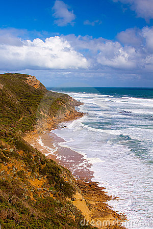 Great Ocean Road View, Victoria, Australia