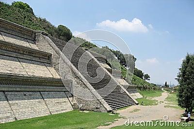 Great Pyramid Cholula