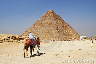 The Great pyramid of Giza, Eygpt
