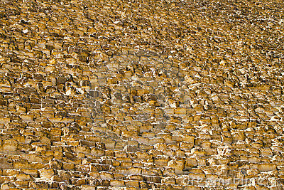 Great pyramid texture
