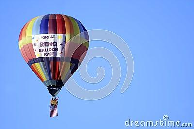Great Reno Balloon Race Editorial Image