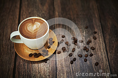Great shoot of coffee cup