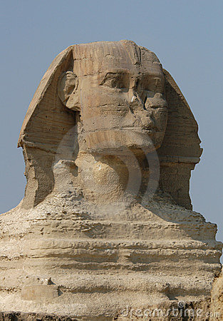 Free Great Sphinx Royalty Free Stock Photo - 444435