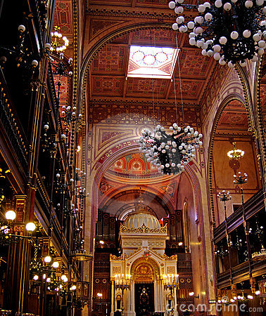 Free Great Synagogue Stock Photography - 1175352